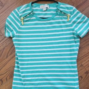 Michelle Kors Short Sleeve T- Shirt